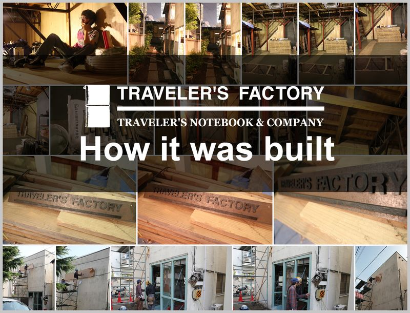 Travelers factory how it was built